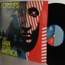 '79 HORSLIPS LP The Man Who Built America - Promo
