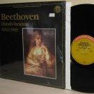BEETHOVEN Diabelli - Variations RUDOLF SERKIN re LP NEAR MINT in Shrinkwrap