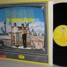 1982 CAMBRIDGE BUSKERS LP Soap Opera NEAR MINT DG German Press