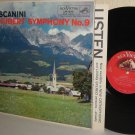 LM-1835 SCHUBERT Symphony No.9 in C TOSCANINI NBC SO LP * NEAR MINT Vinyl