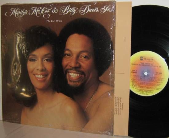 '77 MARILYN McCOO & BILLY DAVIS JR. LP The Two Of Us - In Shrinkwrap