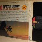 1965 MARTIN DENNY LP 20 Golden Hawaiian Hits Ex / VG in Shrinkwrap