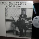 Private Kentucky Lounge LP RICK BARTLETT-I Call It Love MINT MINUS in Shrinkwrap