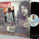 '76 JAY FERGUSON LP All Alone In The End Zone ~ SPIRIT