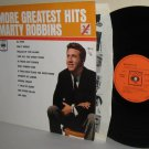 More Greatest Hits By MARTY ROBBINS LP U.K. Pressing Ex / Ex