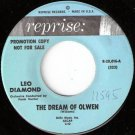 '61 LEO DIAMOND Promo 45 The Dream Of Olwen- Harmonica