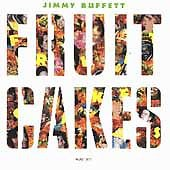 Fruitcakes by Jimmy Buffett (CD, May-1994, Margarita...