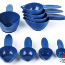 POURfect Measuring Cup Set 9pc Blue Willow Made in USA