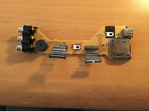 Panasonic DMP-BDT320 VEP73205 USB SD Memory Card Board