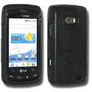 Xentris LG Ally VS749 Snap On Cover Black