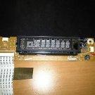SAMSUNG BD-P3600 FRONT BOARD AK41-00913A