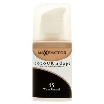 Max Factor Colour Adapt Foundation Warm Almond-45