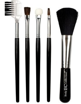 New Body Collection 5 Piece Brush Sealed Gift Set