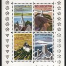 Switzerland 1987, s/sheet, MNH**