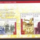 Australia 2000, s/sheet, MNH**