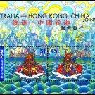 Australia 2001, s/sheet, MNH**
