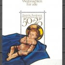 Germany BRD 1978, s/sheet, MNH**