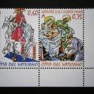 Vatican 2012,  MNH**