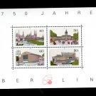 Germany BRD -Berlin 1987, s/sheet, MNH**