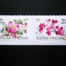 Finland 2015, flowers, MNH**