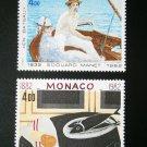 Monako 1982  MNH**