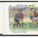 Sweden 1988,  booklet  MNH**