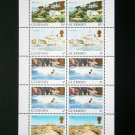 Guernsey 1986, small sheet, MNH**