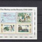 Isle of Man 1989, s/sheet, MNH**