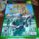 NEW FACTORY SEALED MEN OF VALOR GAME FOR THE ORIGINAL XBOX SYSTEM