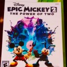 Epic Mickey 2: The Power of Two (Microsoft Xbox 360, 2012)