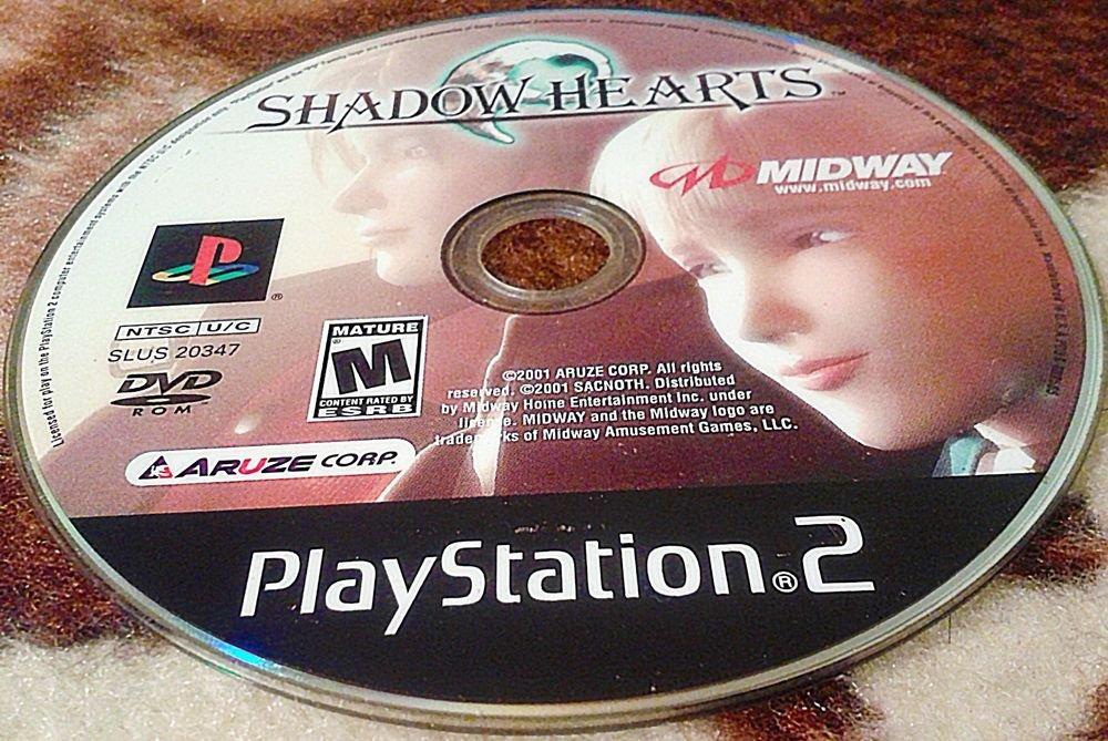 Shadow Hearts (Sony PlayStation 2, 2001)