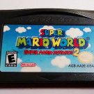 Super Mario World: Super Mario Advance 2 (Nintendo Game Boy Advance, 2002) -...
