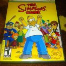 The Simpsons Game - Microsoft Xbox 360 COMPLETE CIB