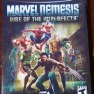 MARVEL NEMESIS: RISE OF THE IMPERFECTS  (Nintendo GameCube, 2005)