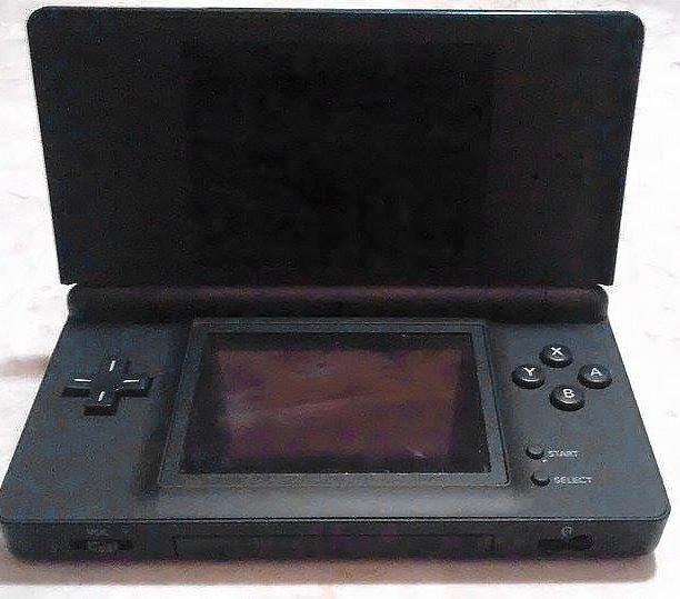 Nintendo DS Lite Cobalt Blue System Console Handheld