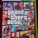 Grand Theft Auto V (Microsoft Xbox 360, 2013) CIB COMPLETE