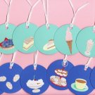Set of 13 Cakes, Cookies, and Ice Cream Gift or Hang Tags