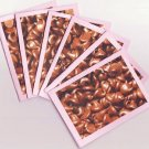 Set of 6 Melty Chocolate Chips Note Cards