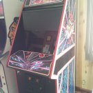 Original Stand Up TEMPEST Arcade Game Machine, All new art and electronics!