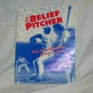 Relief Pitcher Arcade Game Manual Original