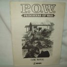 Prisoners of War Arcade Game Manual Original