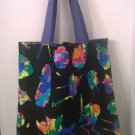 Adventure Time Multi Color Character Tote