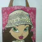 Bratz's  Inspired Sasha Picture Tote Bag