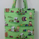 Charlie Brown, Peanuts and Friends Easter Tote