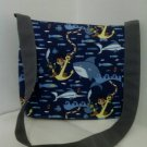 Jake And The Never Land Pirates Inspired Child Size Messenger