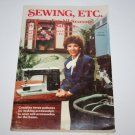 Sewing, etc: Projects for all seasons, Salyers, Donna, Pattern Book