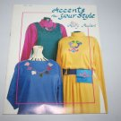 Accents for Your Style Creative Fashion Ideas Mary Mulari Pattern Book
