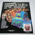 Patchwork Concepts in Sulky Technique and Pattern Book