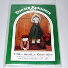 "Christmas Draft Stopper Pattern American Celebration 28"" Doorknob Draft Stopper Pattern July 4"