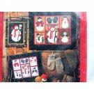Debbie Mumm Snowman Samplers Wall Quilt Patterns